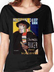 Medecin Qui? Women's Relaxed Fit T-Shirt