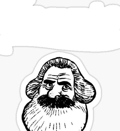 Commie Sticker