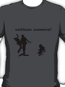VATICAN CAMEOS! T-Shirt