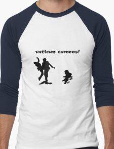 VATICAN CAMEOS! Men's Baseball ¾ T-Shirt