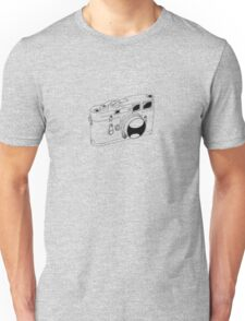 Leica M3 - Black Line Art - No Text Unisex T-Shirt