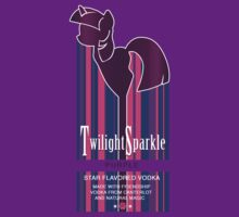 Twilight Sparkle Vodka by blackspike97