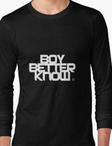 BBK- boy better know  Long Sleeve T-Shirt