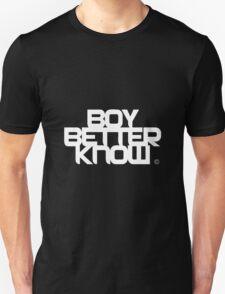 BBK- boy better know  Unisex T-Shirt