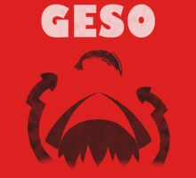 GESO - Shrimp Vs. Squid (Girl) by EpcotServo