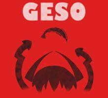 GESO - Shrimp Vs. Squid (Girl) T-Shirt