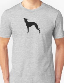 Italian Greyhound Silhouette(s) T-Shirt