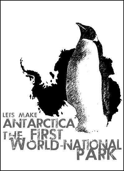 BEFORE WE LOSE IT (Antarctica)  by Yago
