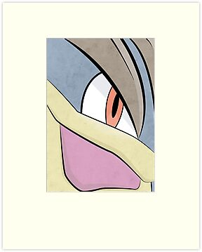 Machamp - Pokemon Art Poster Minimalistic by Jorden Tually