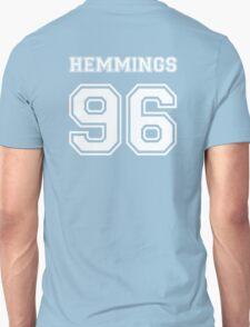 Hemmings 96 Luke hemmings white ink Unisex T-Shirt