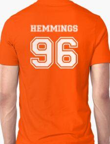 Hemmings 96 Luke hemmings white ink T-Shirt