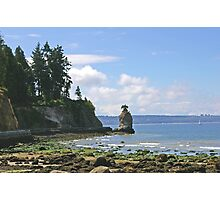 Stanley Park Seawall 2 Photographic Print
