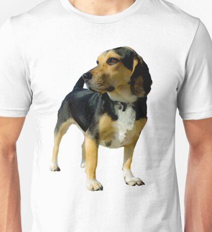 Standing Beagle Unisex T-Shirt