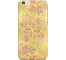 Yellow Whirl iPhone Case iPhone Case/Skin