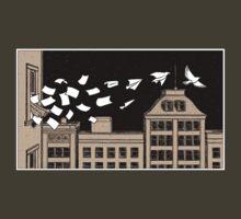 Paper Birds by Dylan Horrocks