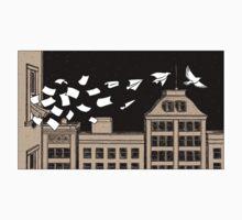 Paper Birds Kids Tee