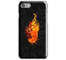 I Will Burn You iPhone Case/Skin