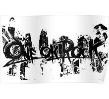 one ok rock black Poster