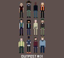 Pixel Outpost 31 Crew Unisex T-Shirt