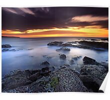 """Each Passing Moment"" ∞ Shellharbour, NSW - Australia Poster"