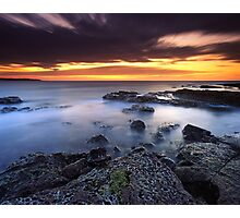 """Each Passing Moment"" ∞ Shellharbour, NSW - Australia Photographic Print"
