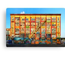 Five Pointz Graffiti Building: Queens, NYC Canvas Print
