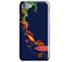 Foggy coloures - iPhone case iPhone Case/Skin