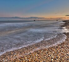 Sizewell Rigs by Steve Taylor