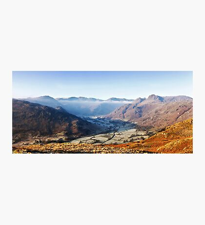 Frosty Langdale Photographic Print