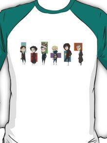 Sherlock Army T-Shirt