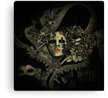 Venetian alien Canvas Print