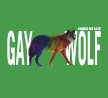 Gay Wolf - Split Text by formerfatboys