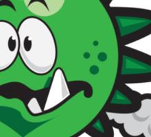 A squeeker Sticker