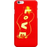 Love my Valentine iPhone Case/Skin