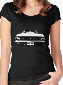 Destroy She Said - Camaro Women's Fitted Scoop T-Shirt
