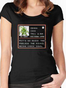The Legend of Zenda Women's Fitted Scoop T-Shirt
