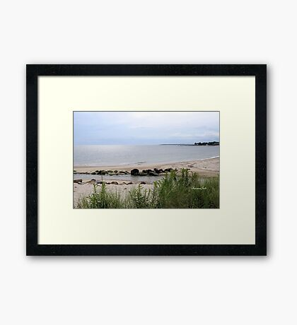 Tranquility ~ From Here To Eternity Framed Print