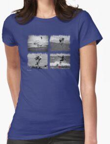 Powerkite Womens Fitted T-Shirt