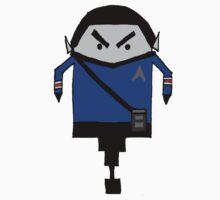 Spock by Pogoshots