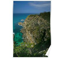 Bennetts Head, Forster, NSW Poster