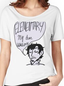 Elementary Women's Relaxed Fit T-Shirt