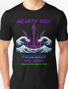 Hearty Rise Poseidon Unisex T-Shirt