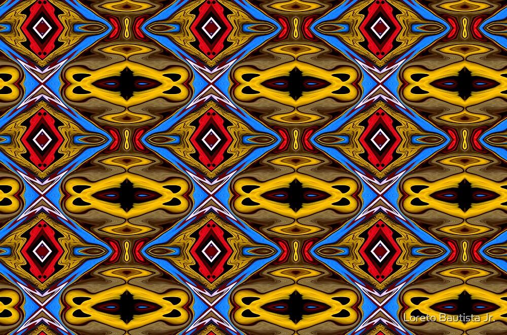 ancient pattern by Loreto Bautista Jr.