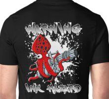 Squid Hunters Ink Hazard Unisex T-Shirt