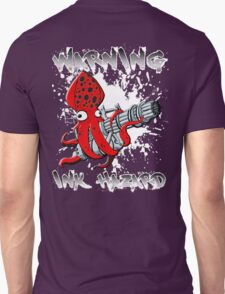 Squid Hunters Ink Hazard T-Shirt