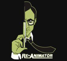 Herbert West Re-Animator by Creepy Creations