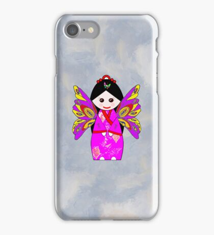 Chinese Doll Fairy iPhone Case iPhone Case/Skin
