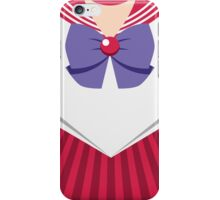 Sailor Mars iPhone Case/Skin