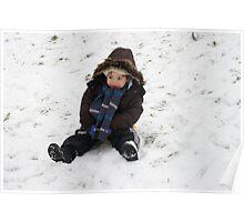 winter scene 4 Poster