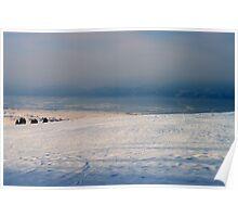 winter scene 6 Poster